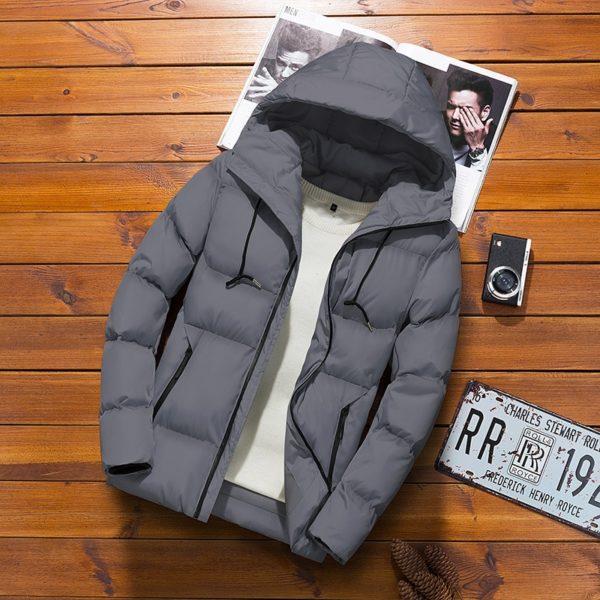 Stylová pánská zimní bunda Denis