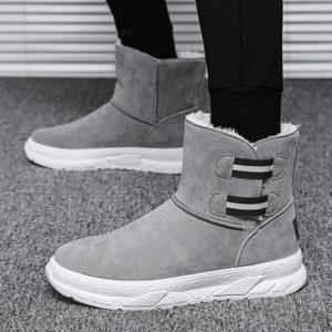 Pánské moderní zimní boty Trendy