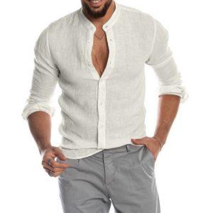 Pánská moderní košile Ricco