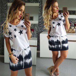Nádherné stylové dámské šaty Stellaria
