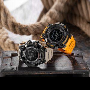 Pánské moderní hodinky Shock