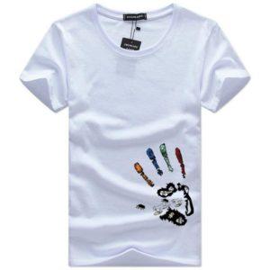 Pánské kvalitní tričko Tommaso