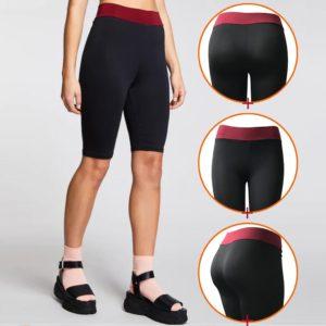 Dámské Biker Shorts s vysokým pasem