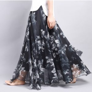 Dámská moderní sukně Banies