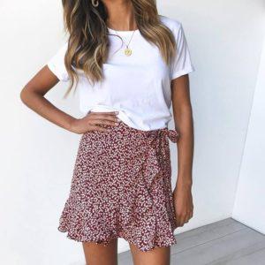 Dámská krátká sukně Lenka