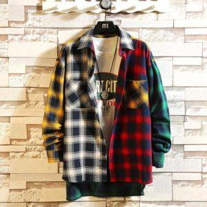 Pánská moderní košile Kiwaki