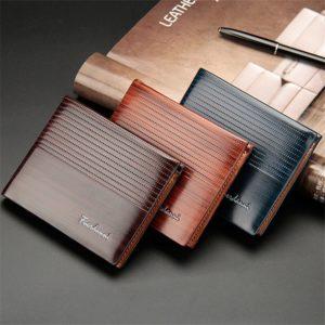 Pánská stylová luxusní peněženka Simo