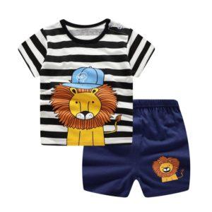 Novorozenecká super souprava Lion