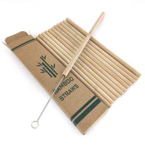 Super bambusová brčka