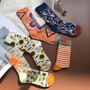 Dámské stylové ponožky Ommie