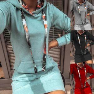 Dámské moderní šaty Hertha