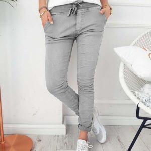 Moderní dámské stylové kalhoty Encarnición