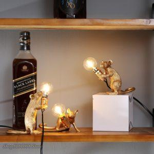 Mini LED myš