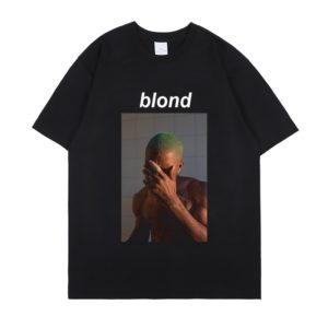 Unisex stylový tričko Frank Ocean