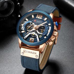 Pánské hodinky Luxury Brand Curren