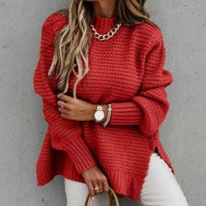 Dámský luxusní svetr Luxury