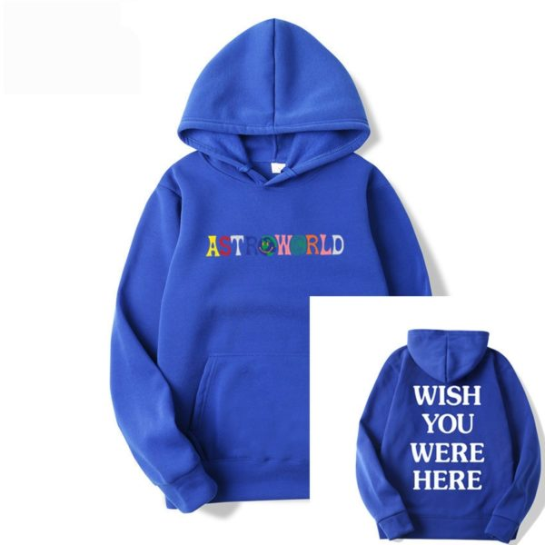 Unikátní mikina Travis Scott Astroworld