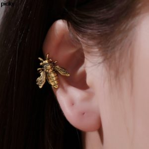 Luxusní dámská náušnice Bee