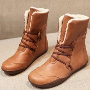 Dámské teplé zimní boty Luca