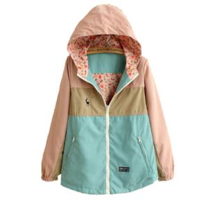 Dámská jarní/podzimní oboustranná bunda