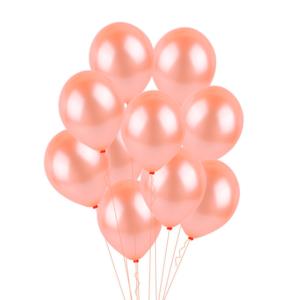 Rose Gold set nafukovacích balónků