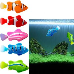 Sada robotických rybiček pro děti - 5 ks
