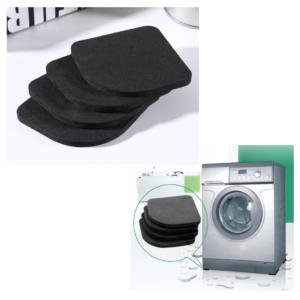 Antivibrační praktické podložky pod pračku - 4 ks