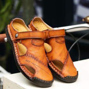 Pánské klasické trekingové sandále