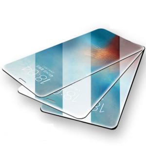 Kvalitní tvrzené sklo pro iPhony - 3 ks