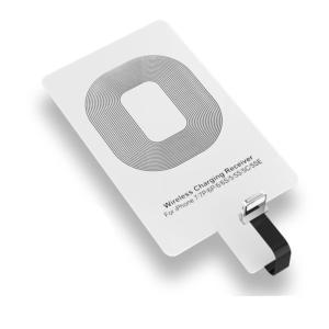 Podložka / přijímač pro bezdrátové nabíjení Qi pro iPhone