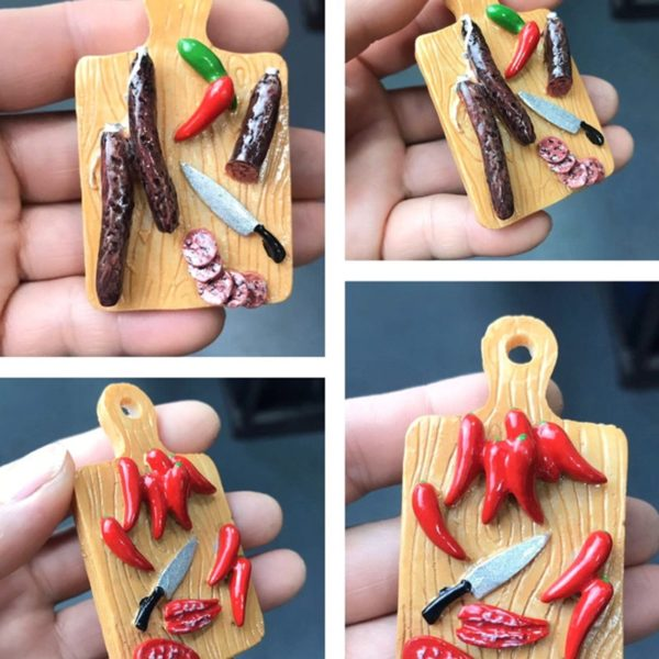 Miniaturní vybavení do kuchyňky pro panenky