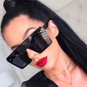 Dámské maxi sluneční brýle
