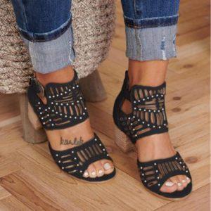 Luxusní dámské moderní sandály Lea
