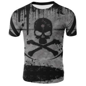 Pánské horor tričko s krátkým rukávem