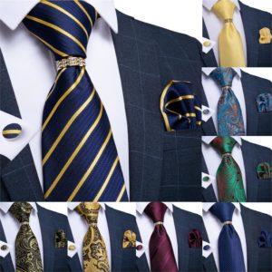 Luxusní kvalitní pánská kravata Dibangu