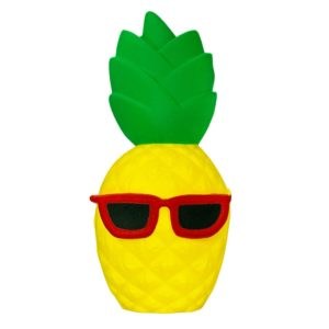 Antistrová hračka - Ananas s brýlemi