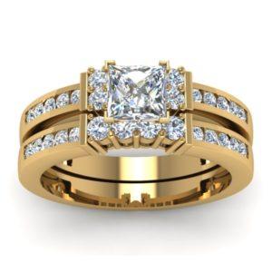 Luxusní dámský prsten ve dvou variantách