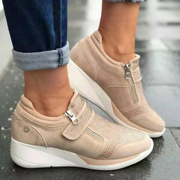 Dámské stylové moderní boty Looonieta