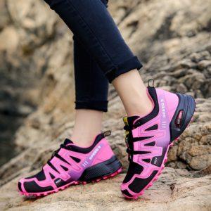 Dámské klasické stylové outdoorové boty Speed