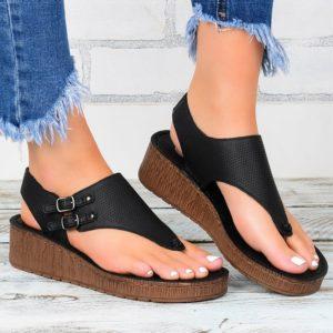 Nádherné dámské stylové sandály Zerra