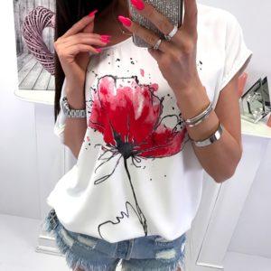 Dámské moderní letní tričko Ulla