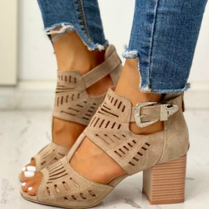 Dámské moderní nádherné sandály Lea