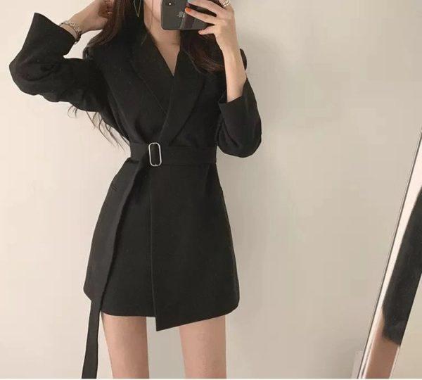 Dámský elegantní jarní kabátek Sandra