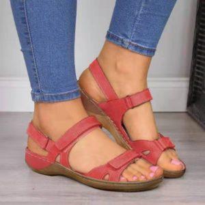 Dámské moderní stylové sandály Leona