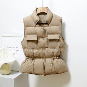 Dámská stylová jarní vesta Lima