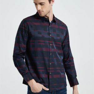 Elegantní moderní pánská košile Coodrony