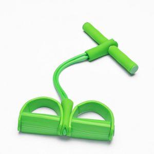 Praktické gumové odporovací pásy na cvičení