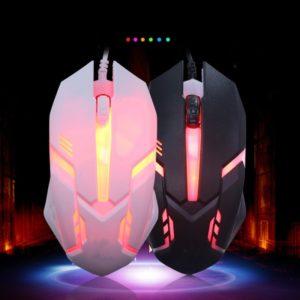 LED počítačová myš 2000 DPI