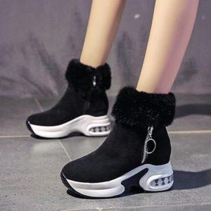 Luxusní dámské zimní boty Lucia
