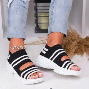 Dámské stylové letní boty Carmen